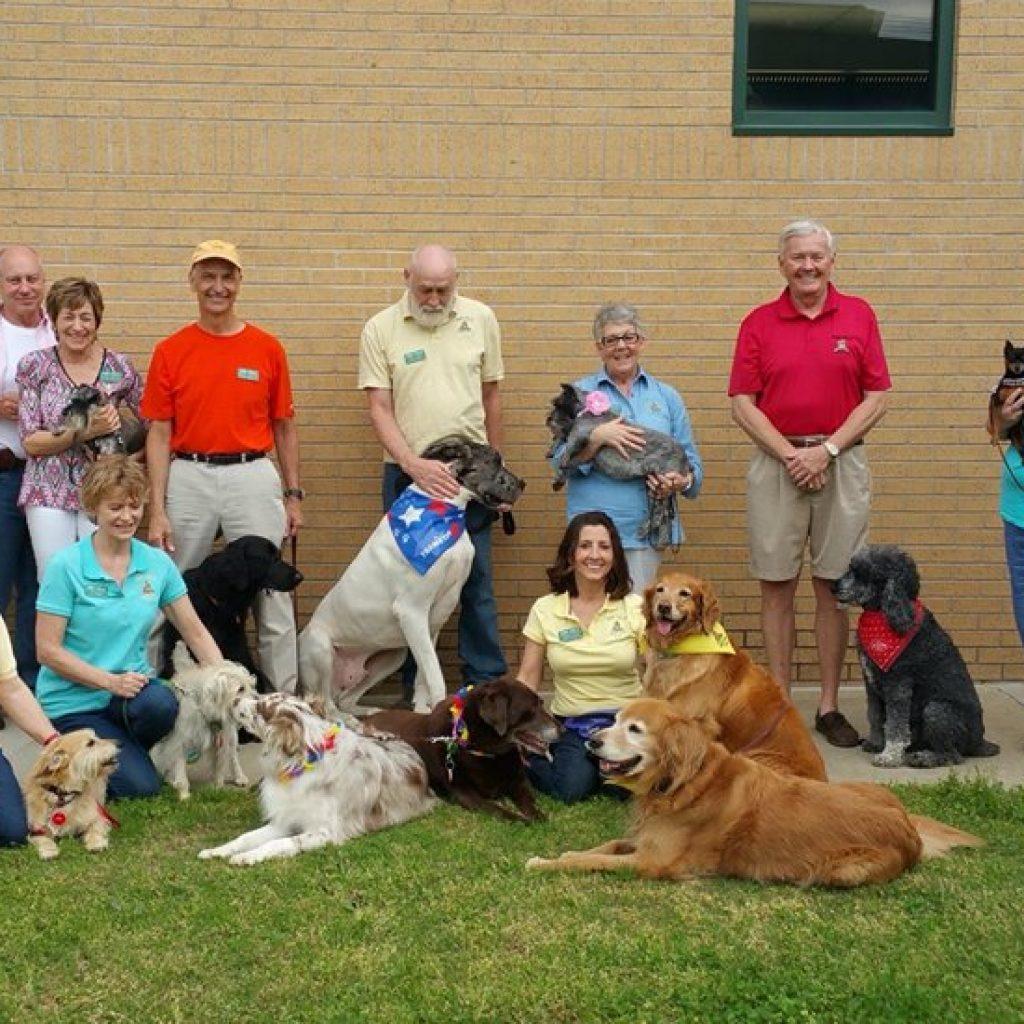 Carnegie Elementary Tulsa Dog Training Club